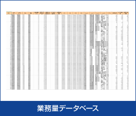 業務量データベース